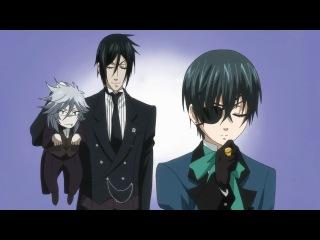 Ҹ���� ��������� [��1]  Kuroshitsuji [TV1]  Dark Butler [TV1] 11 ����� �� 24 (������� �������) [720]